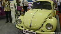 VW Kodok Bisa Disulap Jadi Mobil Listrik