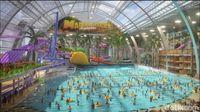 Taman Rekreasi Baru di AS Punya 3 Roller Coaster yang Pecahkan Rekor