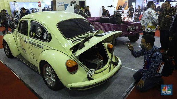 VW Kodok Disuntik Mati, Video Perpisahannya Beredar