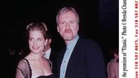 James Cameron pun jatuh hati dengan penampilan Linda sebagai Sarah Connor, namun hubungan keduanya hanya bertahan hingga tahun 1999.Dok. Getty Images