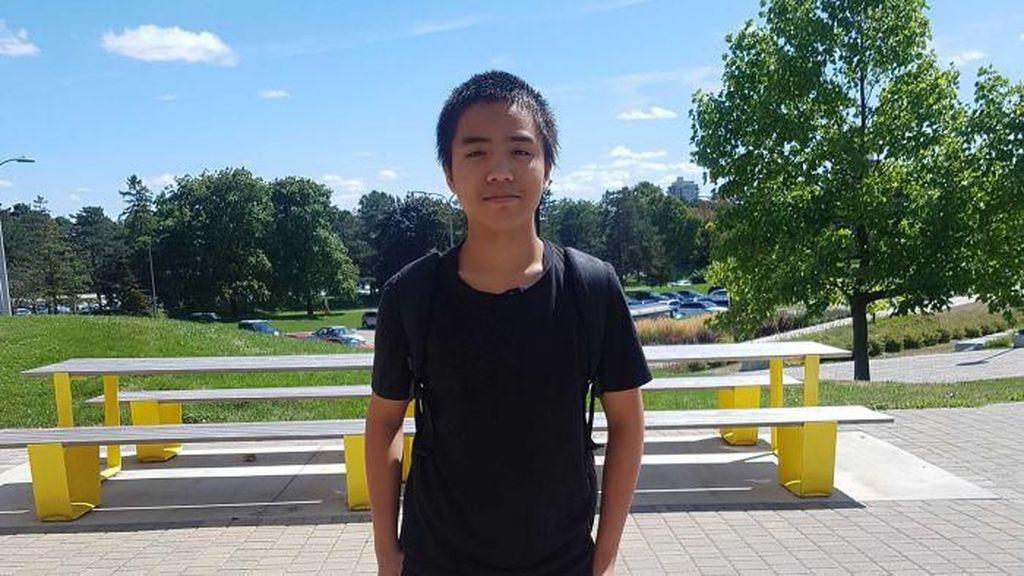 Cendikiawan Suryaatmadja dari Indonesia Jadi Mahasiswa Termuda di Kanada