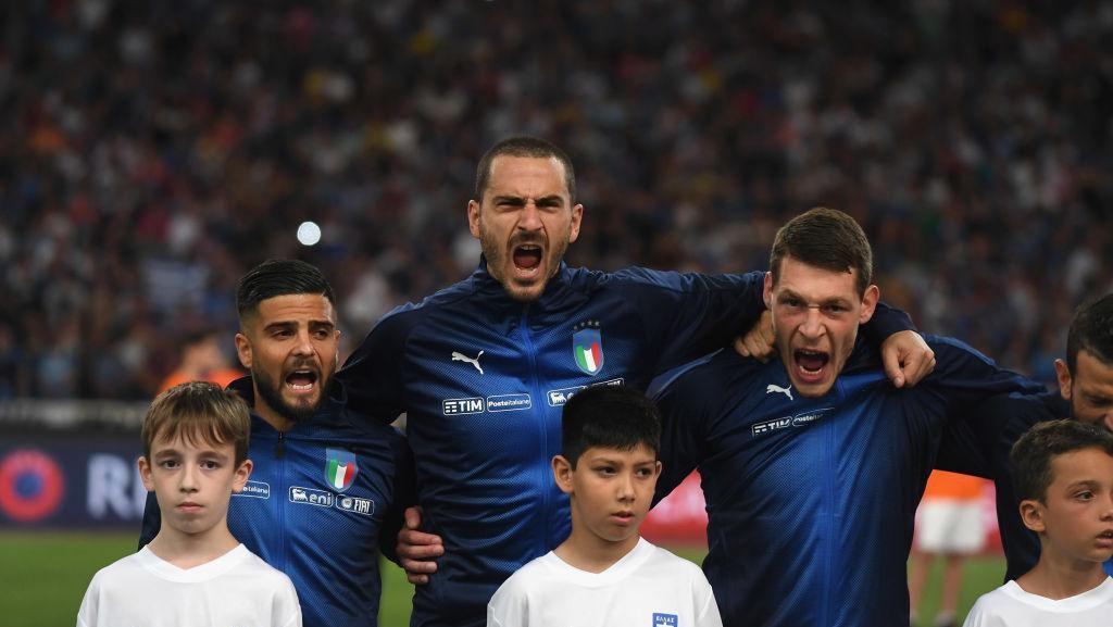 Bonucci: Level Italia Masih di Bawah Prancis, Jerman, Spanyol, dan Inggris