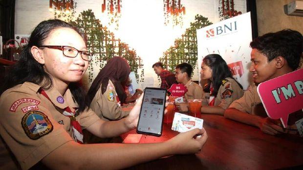 Kenalkan Perbankan, BNI Ajak Milenial Nongkrong Interaktif