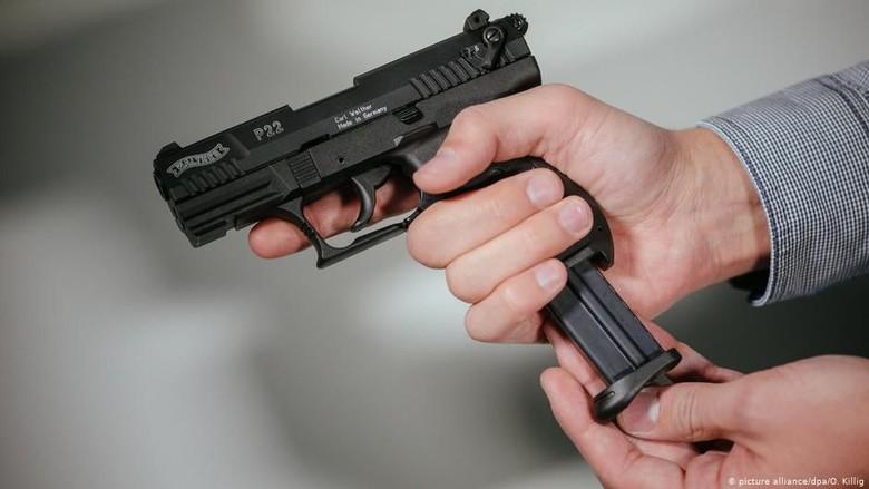 Merasa Tak Aman, Banyak Orang Jerman Ajukan Izin Bawa Airsoft Gun