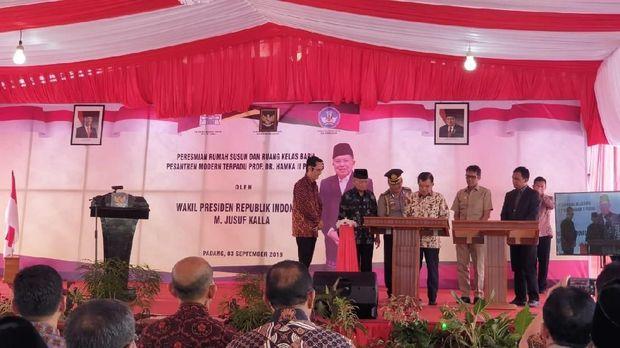 Mahasiswa hingga Santri di Padang Dapat Rusunawa Murah