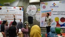 Wagub Emil Kenalkan Millennial Job Center di Roadshow Calling For Start-Up