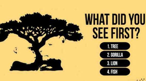Tes Kepribadian: Hewan atau Pohon yang Pertama Kali Kamu Lihat di Gambar?