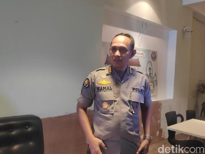 Kabid Humas Polda Papua Kombes AM Kamal