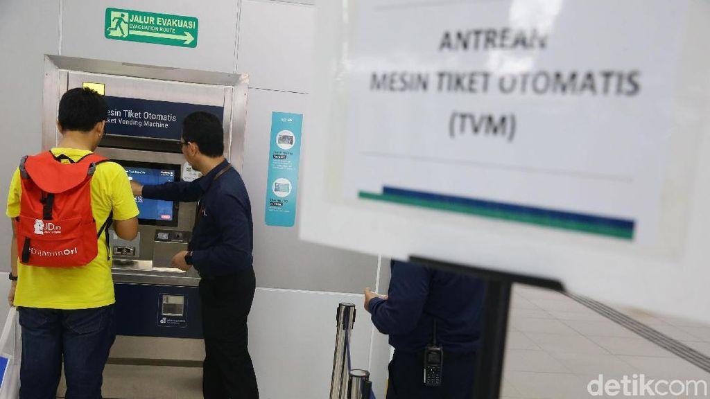 Pasang Standar Tinggi, MRT Jakarta: Nggak Boleh Salah Sedikit