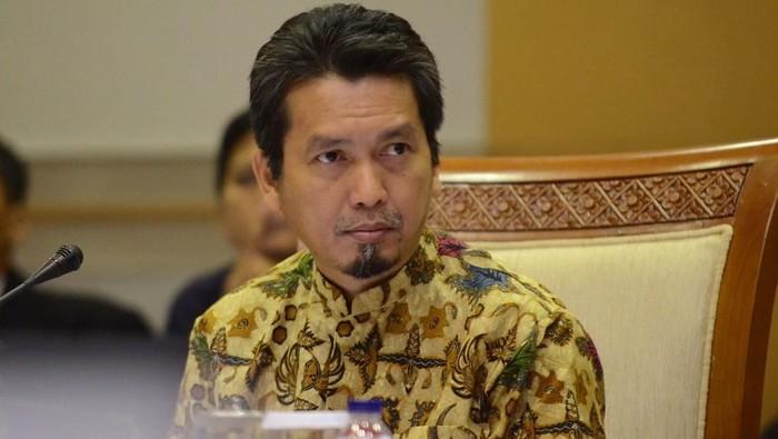 Politikus PKS Al Muzzamil Yusuf (Dok. F-PKS DPR)