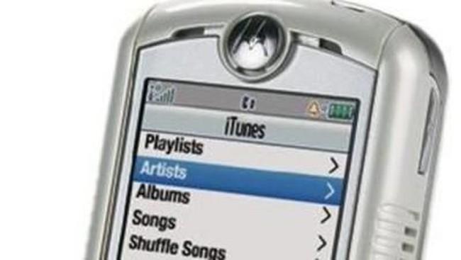 Mengenang Motorola Rokr E1, si Pendahulu iPhone