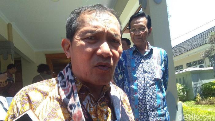 Wakil Ketua KPK, Saut Situmorang (Foto: Usman Hadi/detikcom)