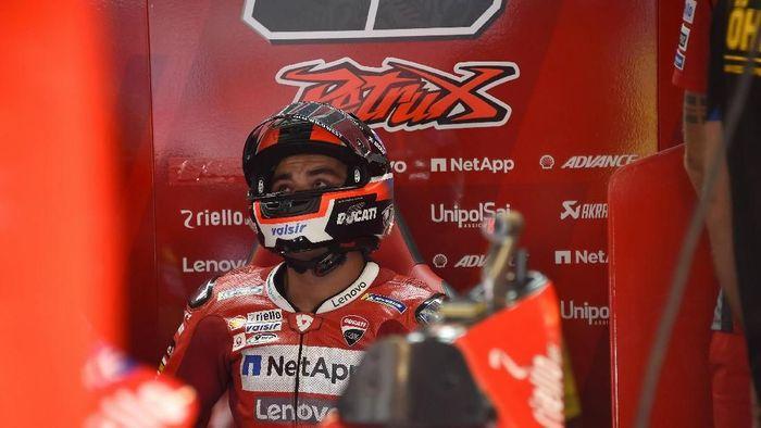 Danilo Petrucci makin pede hadapai MotoGP San Marino setelah hasil tes pekan lalu (Mirco Lazzari gp/Getty Images)