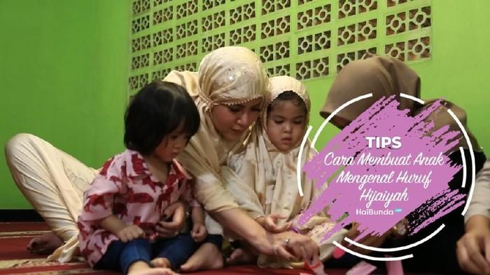 Mengenal huruf hijaiyah (Foto: HaiBunda)