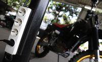Motor listrik SDR Made In Bandung