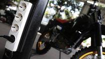 Pemerintah Berencana Legalkan Modif Motor Bensin ke Listrik