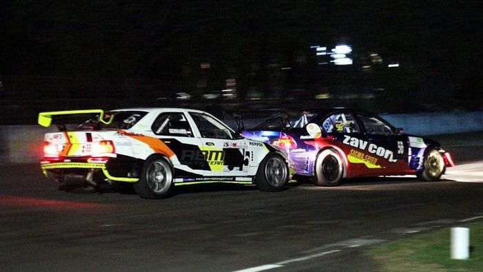 ISSOM Night Race 2019 dianggap berjalan sukses (dok.ISSOM)