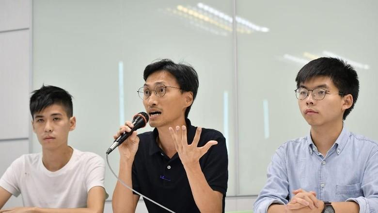 Aktivis Hong Kong Serukan Taiwan Bantu Perjuangan Demokrasi