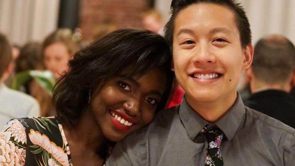 Kemesraan Pasangan Asia-Afrika yang Viral karena Berjuang Dapati Restu Ortu