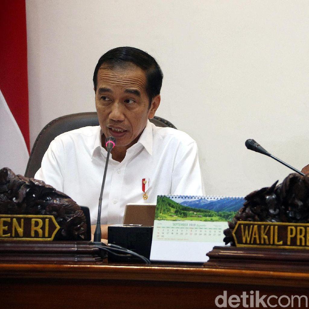 Survei Litbang Kompas di Akhir Periode I Jokowi: Tingkat Kepuasan 58,8%
