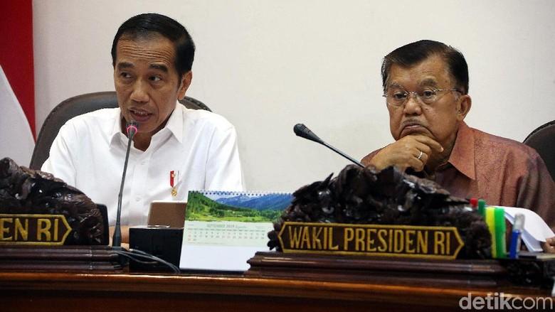Istana Pastikan Draf Revisi UU KPK dari Pemerintah Banyak Ubah Versi DPR