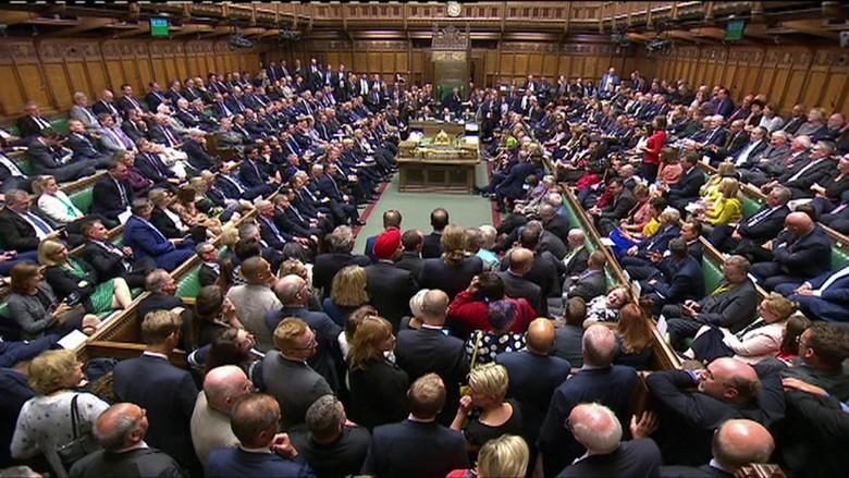 Rencana Soal Brexit Dihadang Parlemen, PM Inggris Cetuskan Pemilu Dini