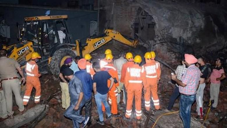 Ledakan Pabrik Petasan di India, 18 Orang Tewas