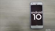 Android 10 Rambah 100 Juta Perangkat dalam 5 Bulan