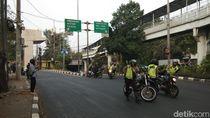 Pasca-Tawuran di Manggarai Polisi Sisir Permukiman Warga