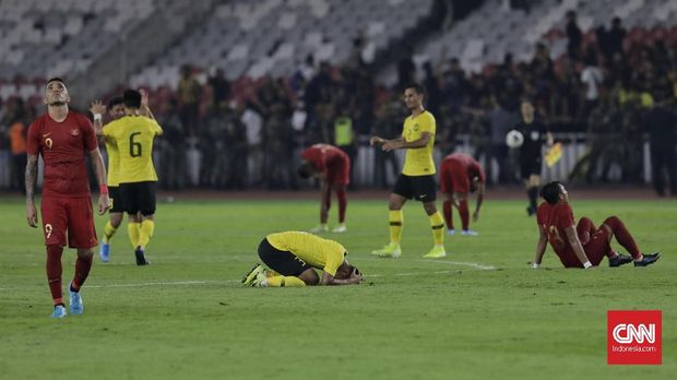 Jadwal Siaran Langsung Indonesia vs Thailand