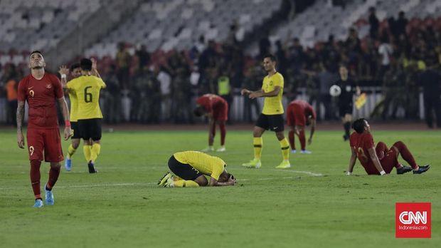 Tiket Indonesia vs Vietnam Baru Laku Tiga Ribu Lembar