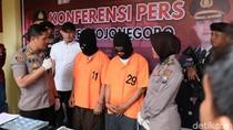 Dua Perampok Uang Nasabah Bank Dihadiahi Timah Panas, 5 Orang Buron