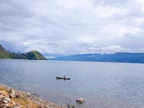 XL Perkuat Sinyal di Tempat Wisata Danau Toba