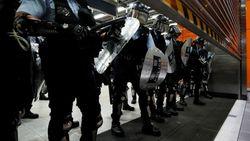 Apple Blokir Aplikasi Pelacak Polisi Andalan Demonstran