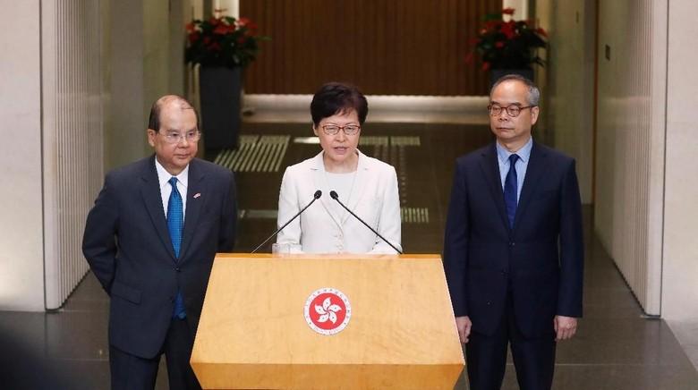 Demonstran Hong Kong Akan Beraksi Lagi, Polisi Antihuru-hara Dikerahkan