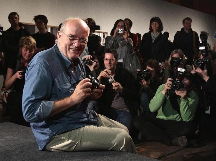 Fotografer fashion Peter Lindbergh meninggal dunia dalam usia 74 tahun. (Foto: Getty Images)