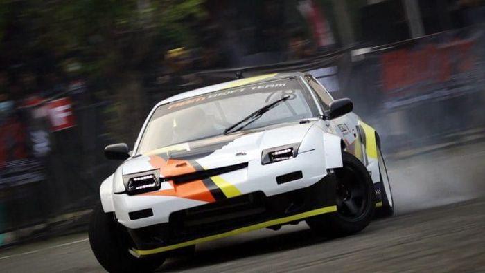 Indonesia Drift Prix 2019 di ISSOM Night Race mendapat pujian (dok.ABM Motorsport)