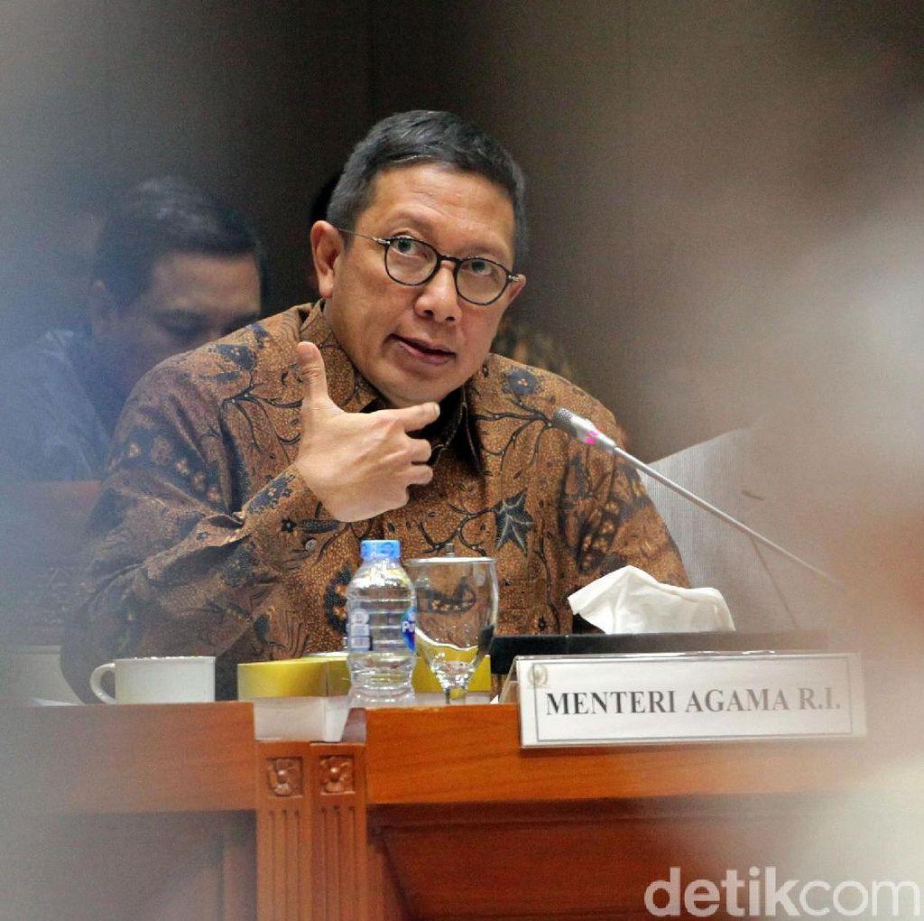 Kemenag Tunggu Tanggal Pengesahan RUU Pesantren Oleh DPR