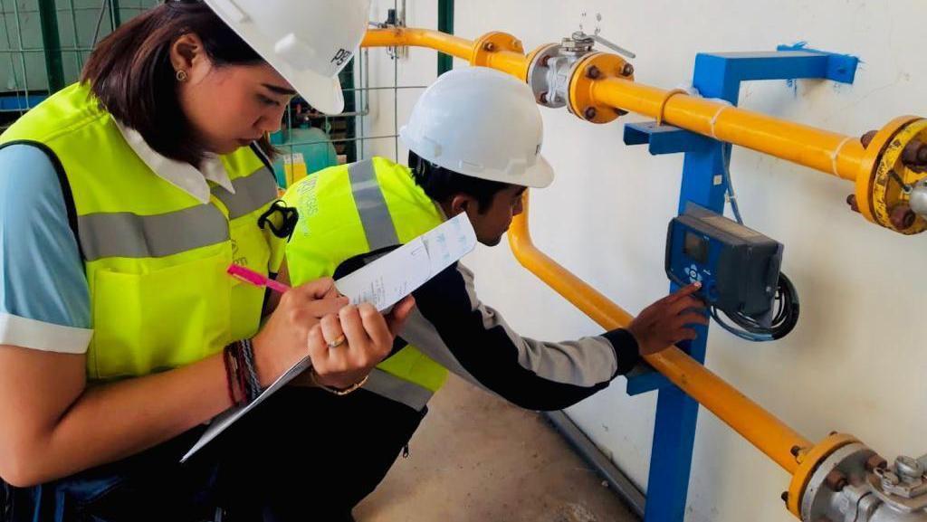 PGN Pasok Gas Bumi ke Industri Garam di Madura