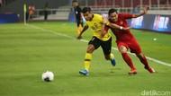 Malaysia Vs Indonesia: Skuat Garuda Ketinggalan 0-1