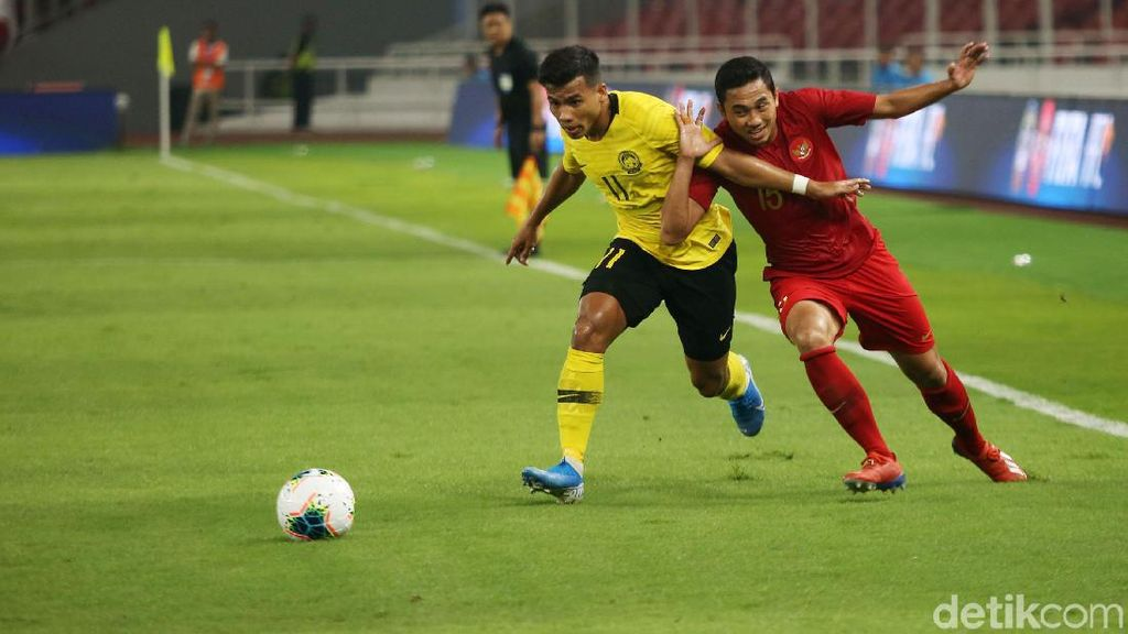 Malaysia vs Indonesia, Timnas Senior Diminta Tiru Semangat U-19 dan U-23