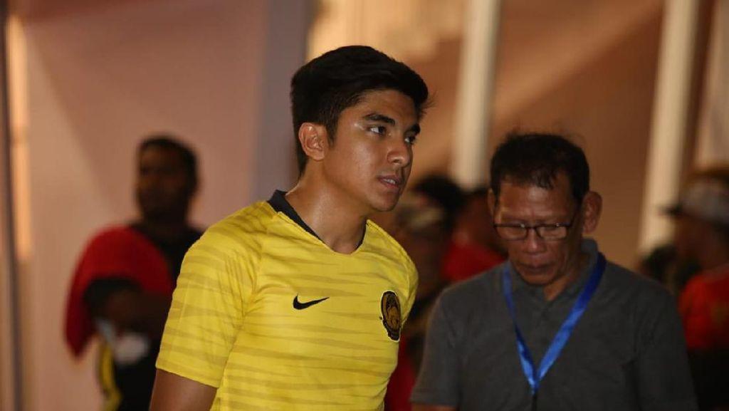 Polisi Sebut Ricuh di GBK Cuma Lempar Air, Menpora Malaysia Tuntut Keadilan