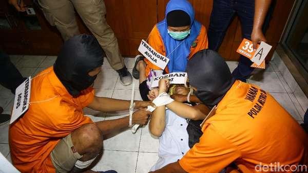 Eksekutor Pupung-Dana Ditangkap di Sumsel, Sembunyi di Pondok Istri Muda