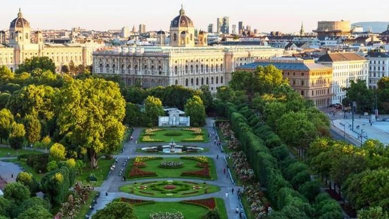 Kota Wina menempati posisi pertama kota layak huni 2019 (CNN)