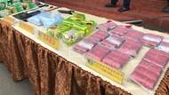 Polres Jakbar: 4 Kg Sabu dari Jaringan Internasional Produk Myanmar