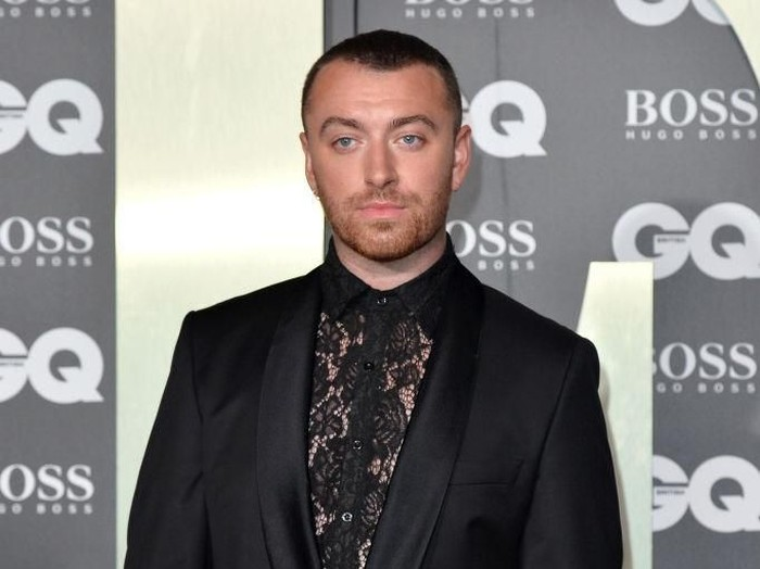 LONDON, ENGLAND - SEPTEMBER 03: Sam Smith attends the GQ Men Of The Year Awards 2019 at Tate Modern on September 03, 2019 in London, England. (Photo by Jeff Spicer/Getty Images)