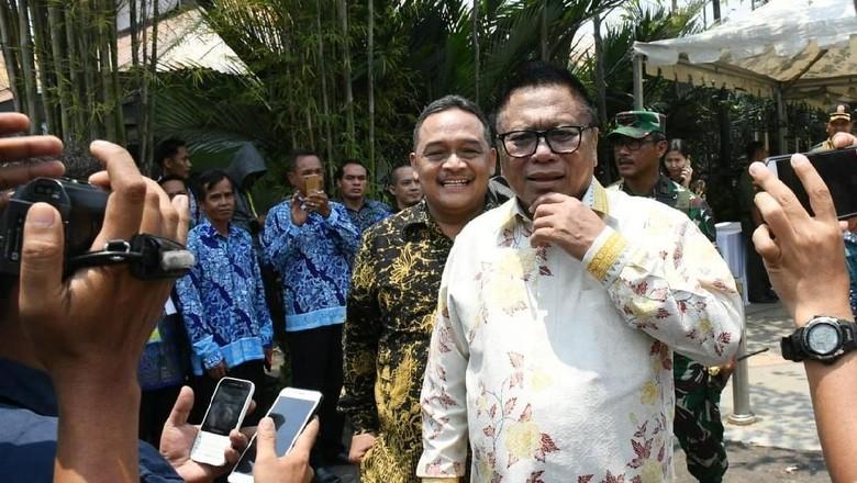OSO Dukung Pemerintah Beri SK Kepemilikan Lahan bagi Warga Kalbar