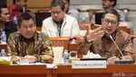 Menag Raker dengan Komisi VIII Bahas Anggaran 2020