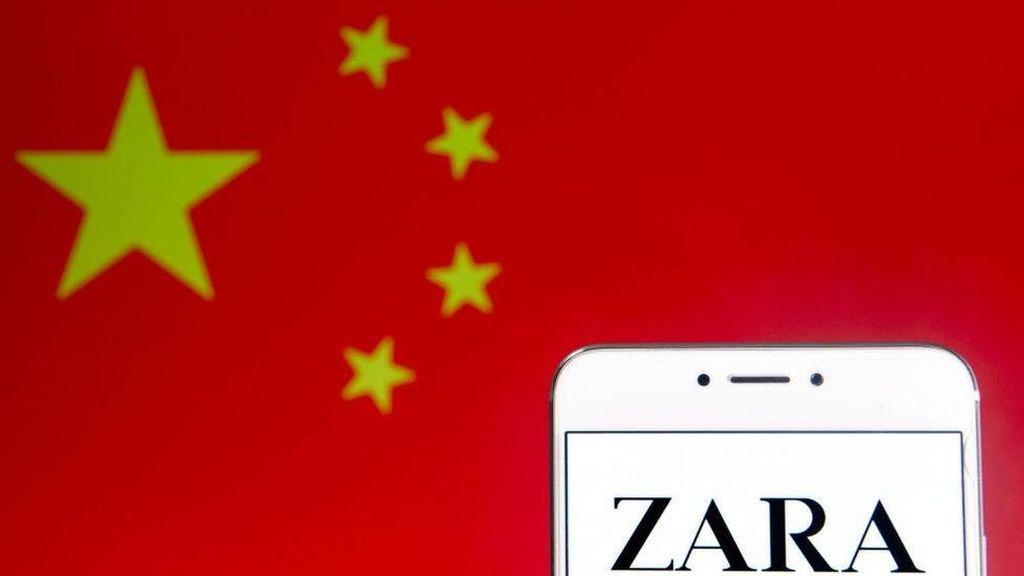 Tutup Saat Aksi Demo Hong Kong, Zara Jadi Sasaran Kemarahan Warga China