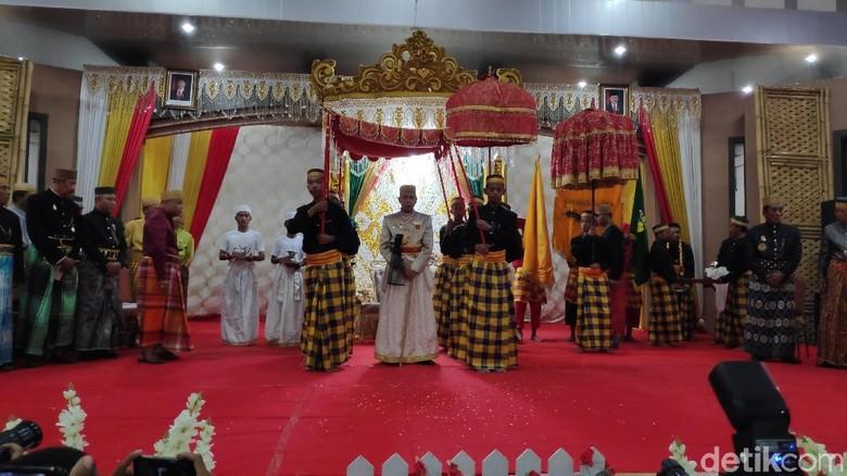 80 Raja Se-Nusantara Hadiri Penobatan Raja Turikale Maros VIII